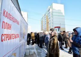 В Свердловской области резко выросло число обманутых дольщиков. Власти отказываются от компенсации затрат новым застройщикам земельными участками