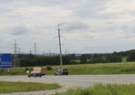 Свердловские власти готовят реконструкцию объездной дороги вокруг Верхней Пышмы