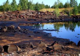 ЯНАО не хватило денег на ликвидацию экологического ущерба
