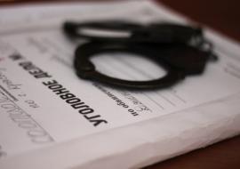 Пономарев направил в суд дело высокопоставленного свердловского сотрудника МВД
