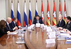 Глава «Газпром трансгаз Екатеринбург» сообщил Новаку о планах реконструкции ГРС Челябинской области