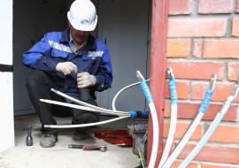 В Сургуте строители оставили без электричества 20 соцобъектов