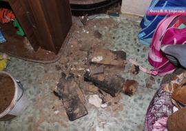 В Свердловской области хлопок газа отправил младенца в реанимацию