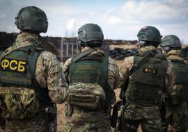 ФСБ задержала контрабандную партию санитайзера на челябинском КПП границы с Казахстаном