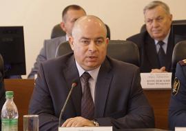 В Челябинск приехал ревизор из ФСИН РФ