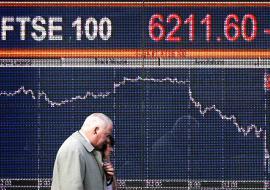 Акции «НОВАТЭКа» и «ЛУКОЙЛа» демонстрируют рекордное падение