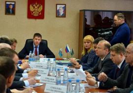 Заместитель губернатора Сергей Бидонько уже проводил переговоры с депутатами думы Асбеста