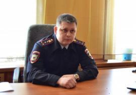 В Екатеринбурге представили  нового начальника УМВД