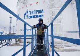«Газпромнефть-Хантос» начал бурение на Западно-Зимнем участке