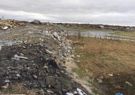 Экологи выявили опасную свалку в Сургуте