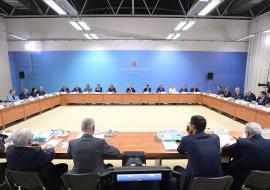 Комарова предложила обобщить опыт ХМАО в федеральных стандартах