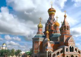 Храм Святой Екатерины вынесут из акватории Городского пруда