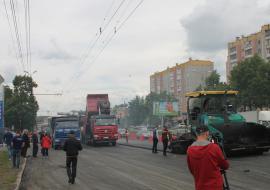 ОНФ указал подчиненным Тефтелева на нарушения при дорожном ремонте