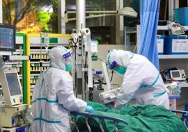 В Тюменской области зафиксирован новый случай заражения коронавирусом