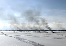 Комарова прилетит в Нижневартовск после ЧП на трубопроводе «СибурТюменьГаза»