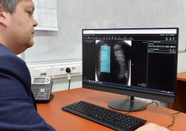 В ЯНАО пациентов с подозрением на COVID-19 проверят с помощью искусственного интеллекта
