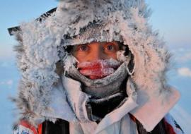 В Екатеринбурге похолодает до –38 градусов
