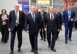 Дубровский увидел огромную пользу в визите Путина и Назарбаева