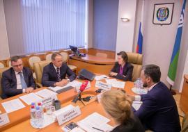 Комарова предложила «Газпром нефти» Баженовскую свиту