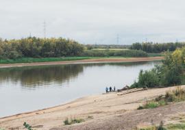 Андреев оплатит ландшафтный дизайн в Мегионе