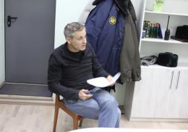 Цыбко пожаловался омбудсмену на «пыточные условия» в СИЗО