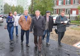 «Партийный контроль» «Единой России» инспектирует ХМАО