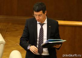 Свердловского министра оштрафовали за нецелевое расходование бюджета