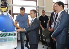 Министру связи РФ рассказали о перспективах «Университетского»