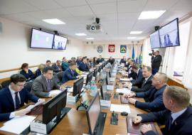 Дума согласовала застройку центра Ханты-Мансийска
