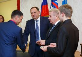 Население Ханты-Мансийска вовлекли в благоустройство и формирование бюджета