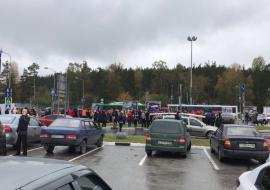 Екатеринбург эвакуировали из-за угрозы теракта