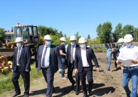 В Свердловской области началось строительство школы на средства Минсельхоза РФ