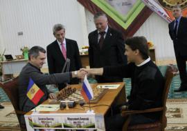 «Ханты-Мансийский банк» профинансировал турнир Карпова