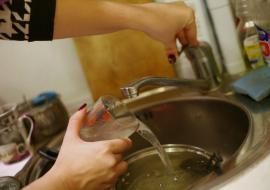 В России выросла смертность от грязной воды