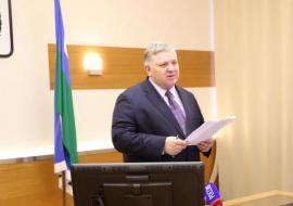 Глава Нефтеюганска пообещал городу новые теплосети досрочно