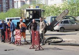 Курган оставят без воды для ремонта аварийных сетей