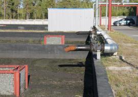 КОС-800 в Нижнесортымском