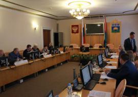 Тюменский парламент утвердил упрощение процедуры организации депутатских встреч
