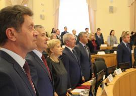 Тюменским депутатам рассказали о добыче охотничьих ресурсов