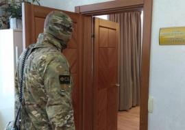 В мэрии Нефтеюганска начались обыски