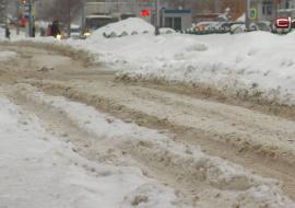 Коммунальные службы Сургута провалили уборку улиц