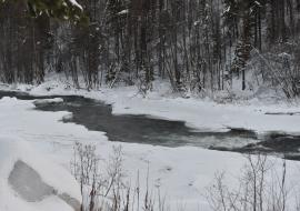 В Свердловской области «Святогор» ведет работу по защите рек от загрязнения металлами в паводок