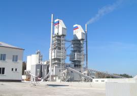 «Атомстройкомплекс» в 2020 году запустит под Сысертью цементный завод за 4,5 миллиарда