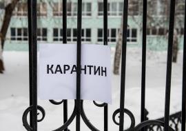 Все школы Кыштыма закрыли на карантин по гриппу и ОРВИ