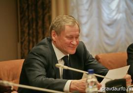 Губернатор Зауралья Алексей Кокорин