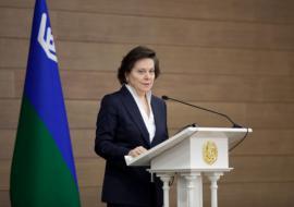 Комарова потребовала от правительства триллион инвестиций в ХМАО