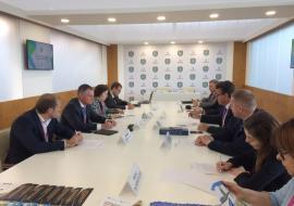Комарова предложила немецкому бизнесу поделить 2,8 миллиарда