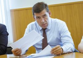 Куйвашев пообещал лоббировать интересы ПНТЗ