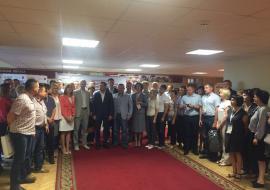 Куйвашев представил в Москве стратегию развития моногородов