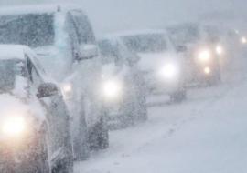 ХМАО накроют метели и снегопады